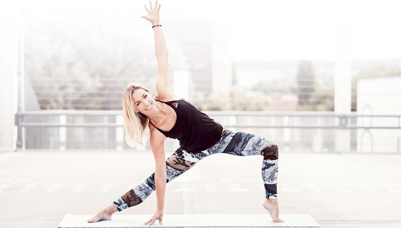 Figur-Yoga